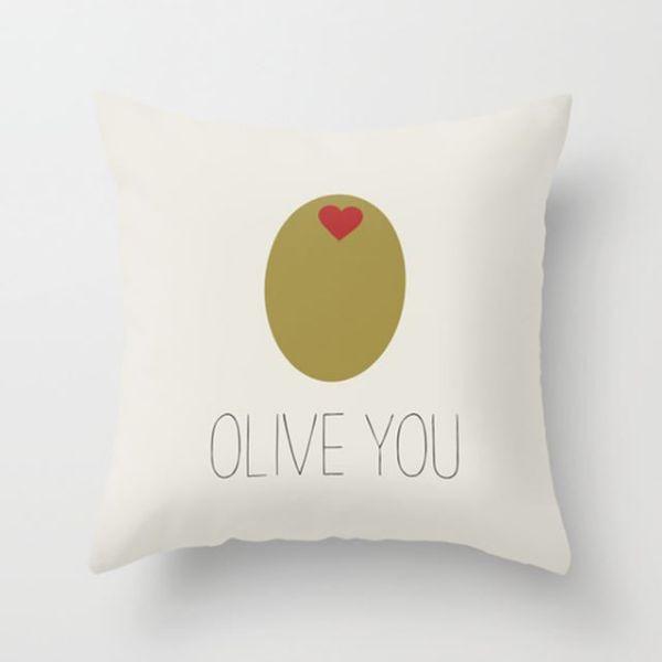 Picture of Modern Art Pillow
