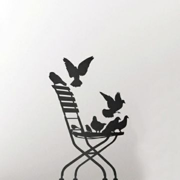 Picture of Livingroom Art Sticker