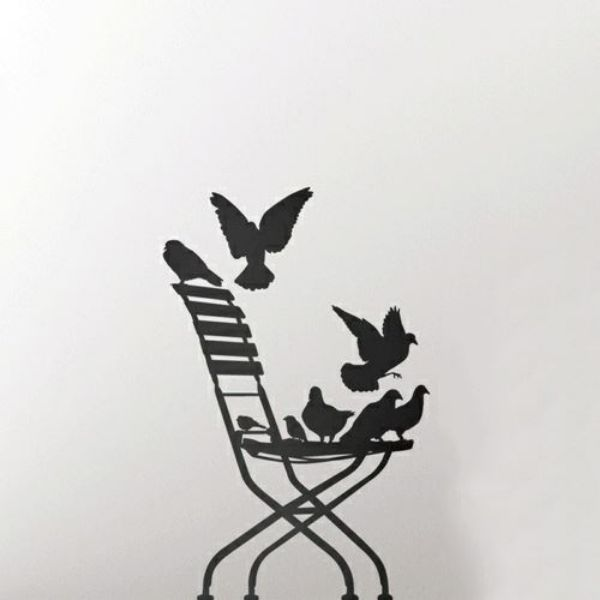 Picture of Livingroom Art Sticker