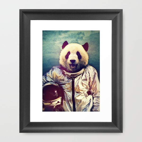 Picture of Homme Decoration Art Frame