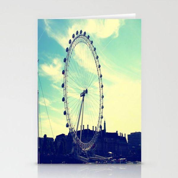 Picture of Futuristic Art Card