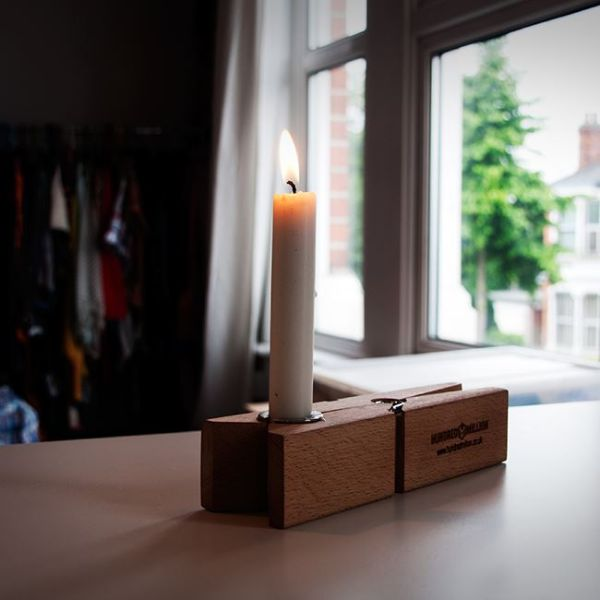 Picture of Hommemade Candle Holder