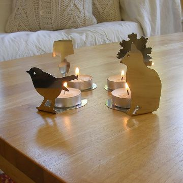 Picture of Livingroom Candle Holder