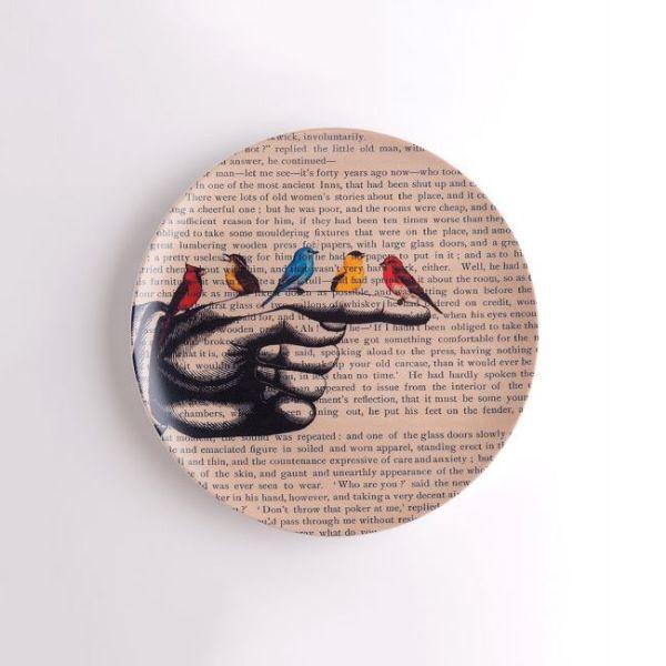 Picture of Designer Decorative Plate