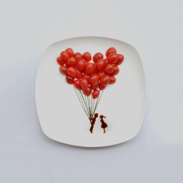 Picture of Futuristic Home Plate