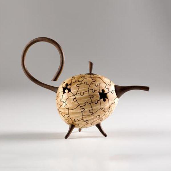 Picture of Futuristic Teapot