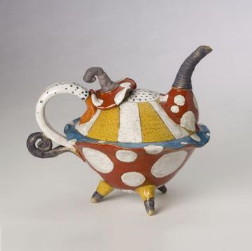 Picture of Modern Teapot