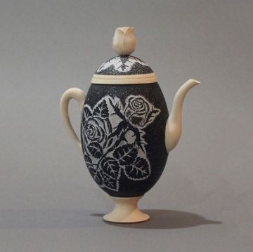 Picture of Stylish Teapot
